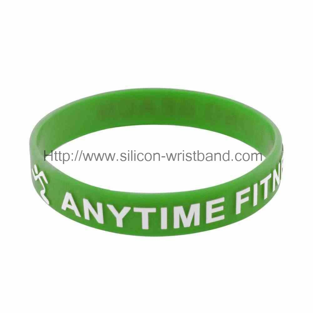 silicone bracelets no minimum quantity