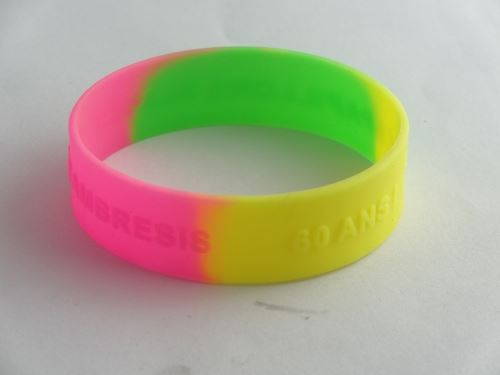 Silicone wrist with women with it?