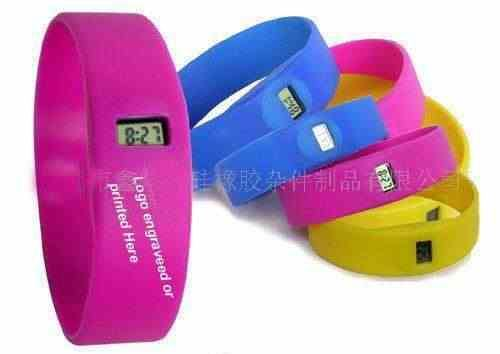 rubber support bracelets