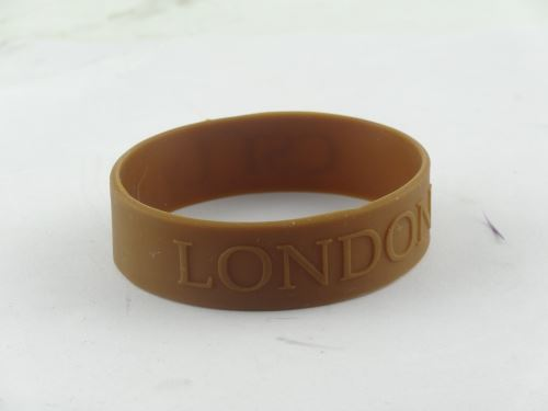 silicone wristbands size chart