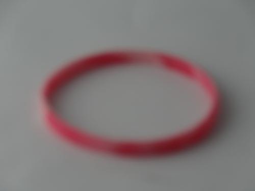cancer charity wristbands