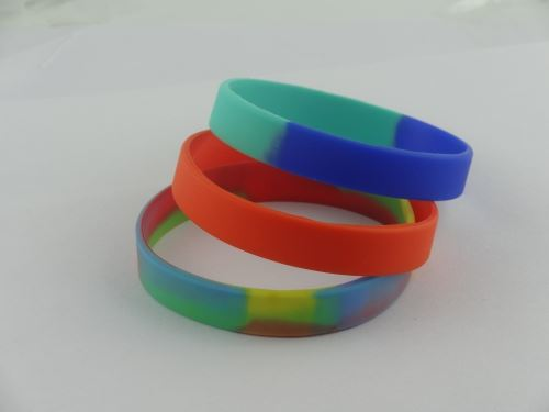 Silicone wrist with a number of types