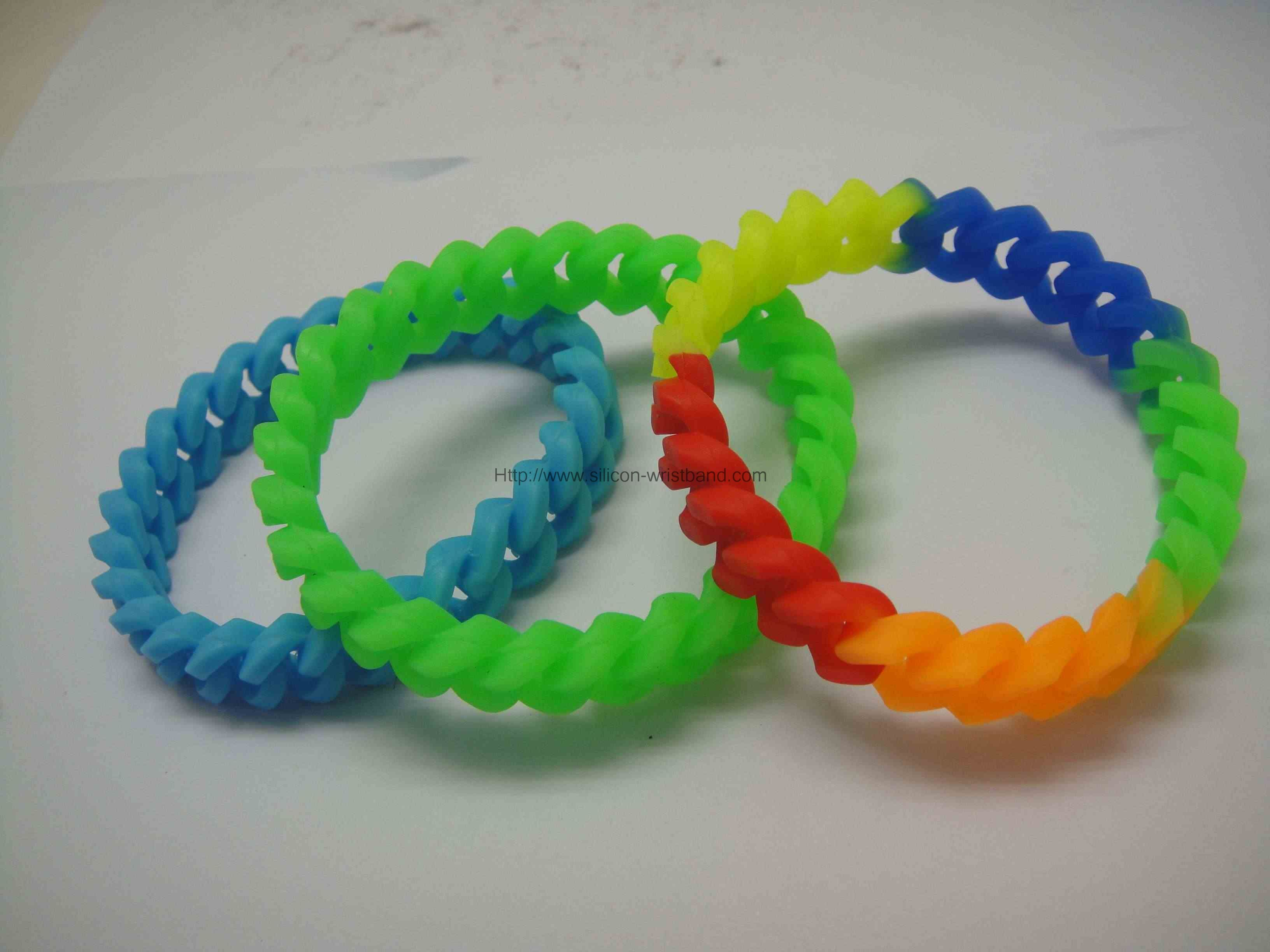 silicone wristbands for fundraising