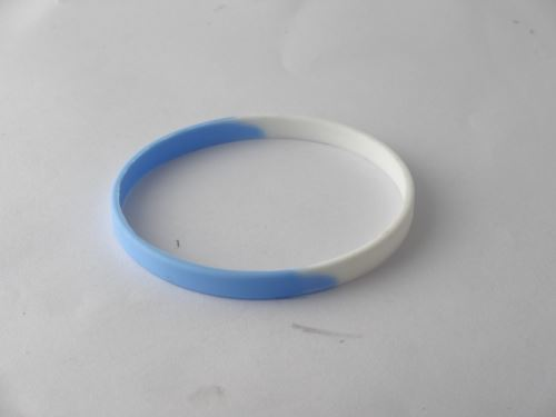wide silicone bracelets