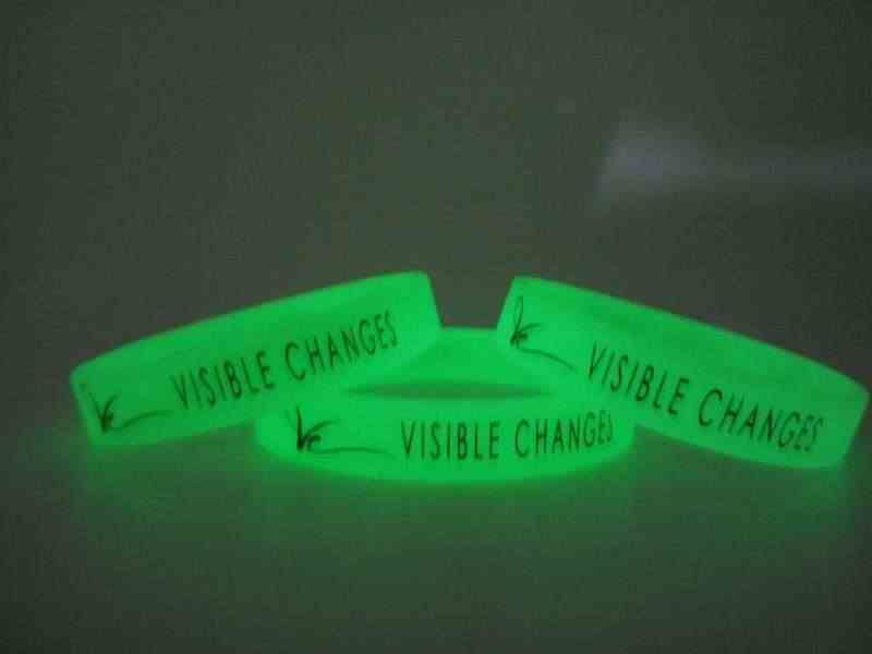 personalized silicone bracelets cheap