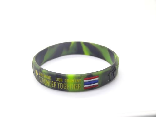 Why silicone bracelet applies to the church?
