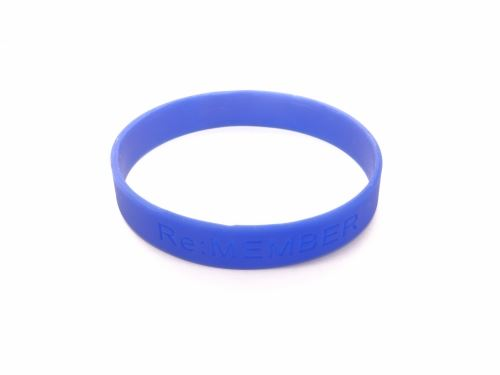 How to make a variety of color silicone bracelet?
