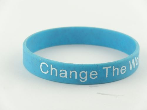 How to design the church silicone wristband?