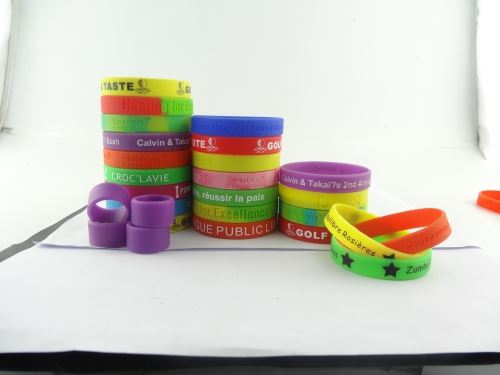 Silicone wristbands discount code