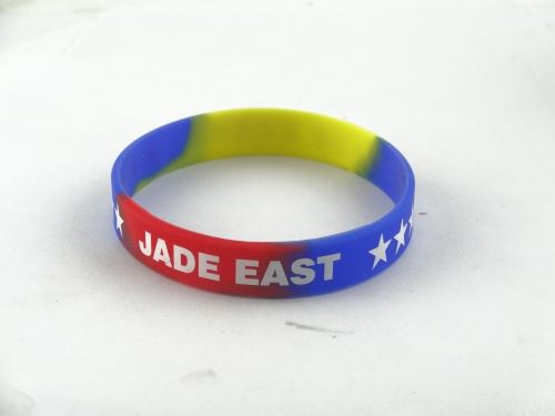 What are the sites that sell silicone bracelet have preferential?
