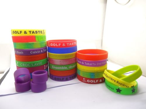 Silicone wristbands custom station why so cheap?