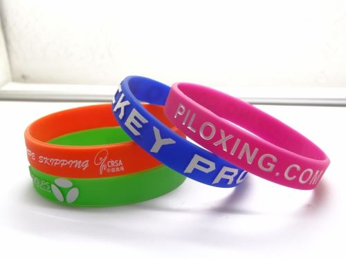 colored wristbands for events