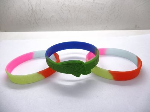 silicone bracelets pictures