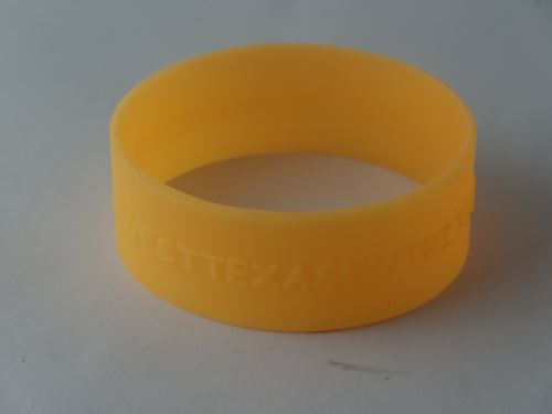 Silicone bracelet design how many forms?