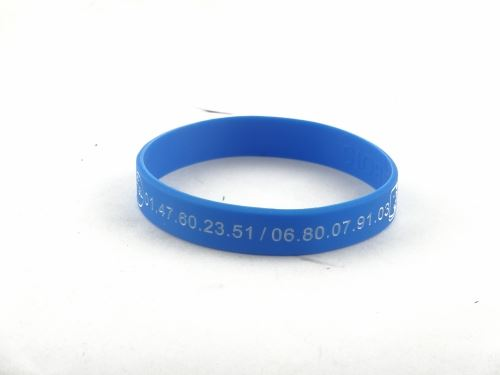 Cheap silicone bracelet where to buy