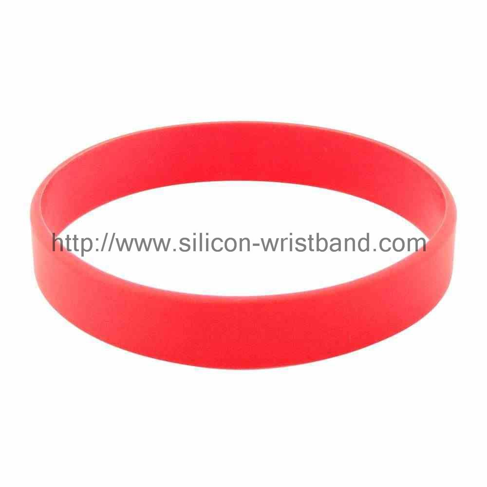 There is no difference between the silicone wristbands website?