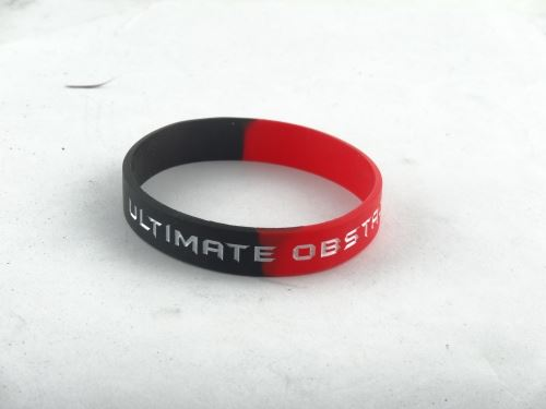 How many kinds of size for embossed silicone bracelets?