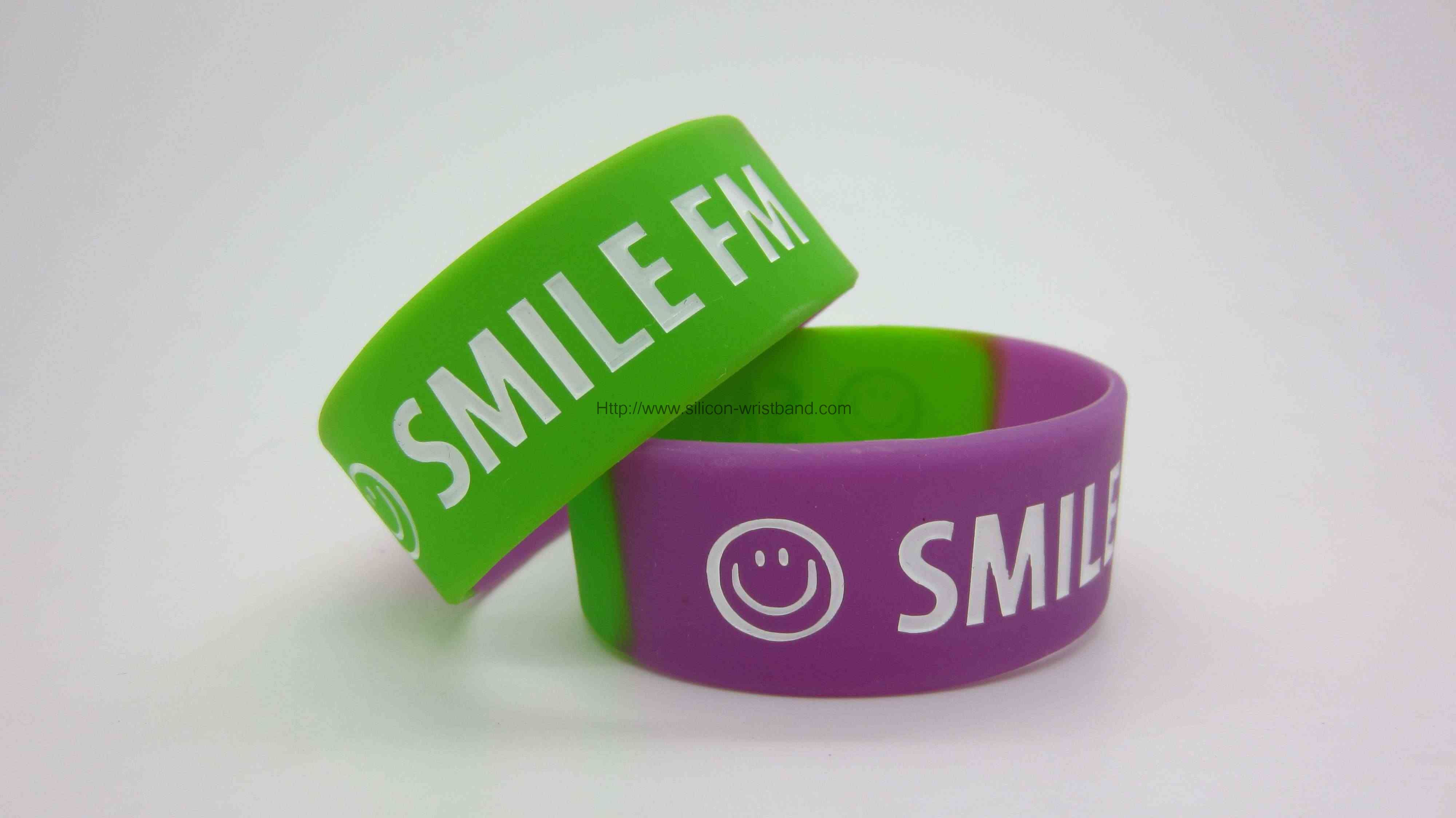 customized wrist bands