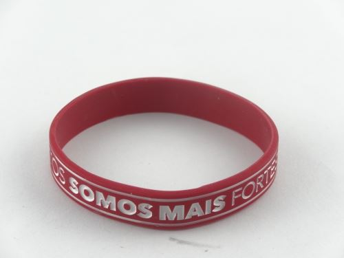 How long time use silicone wristbands