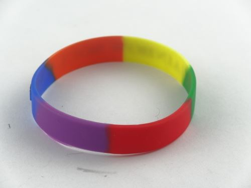 custom silicone bands