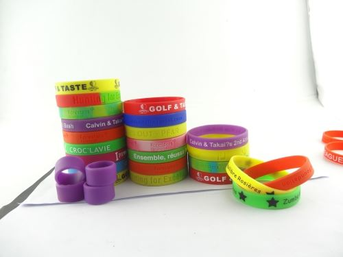 christian wristbands with a message