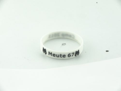 rubber charity wristbands
