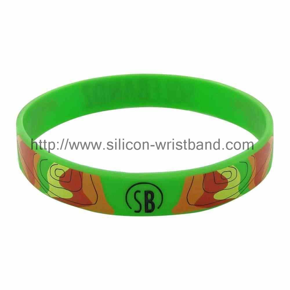 engraved rubber wristbands