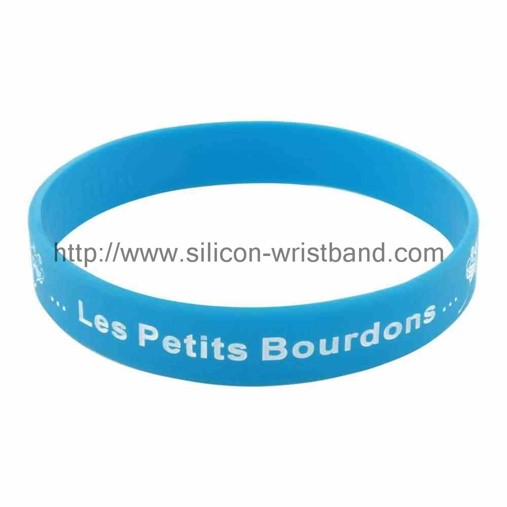 Silicone bracelet green non-toxic is true?