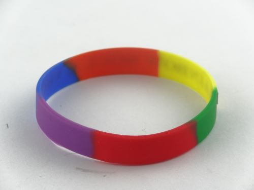jamaican silicone wristbands
