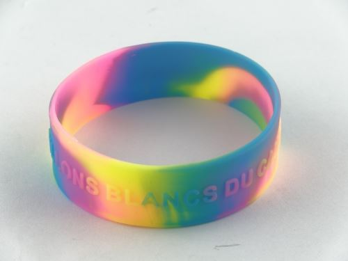 silicone rubber bands for bracelets