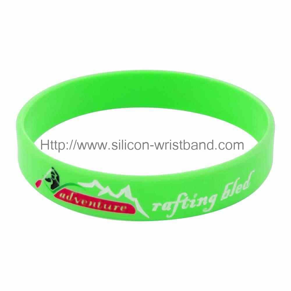athletic rubber wristbands