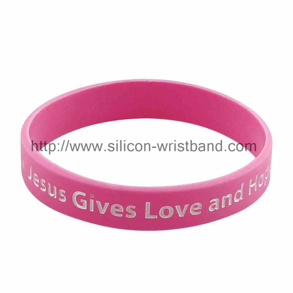 Silicone bracelet why so soft
