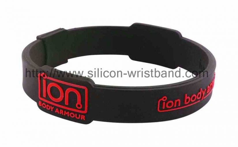 Cheap silicone bracelet which colors