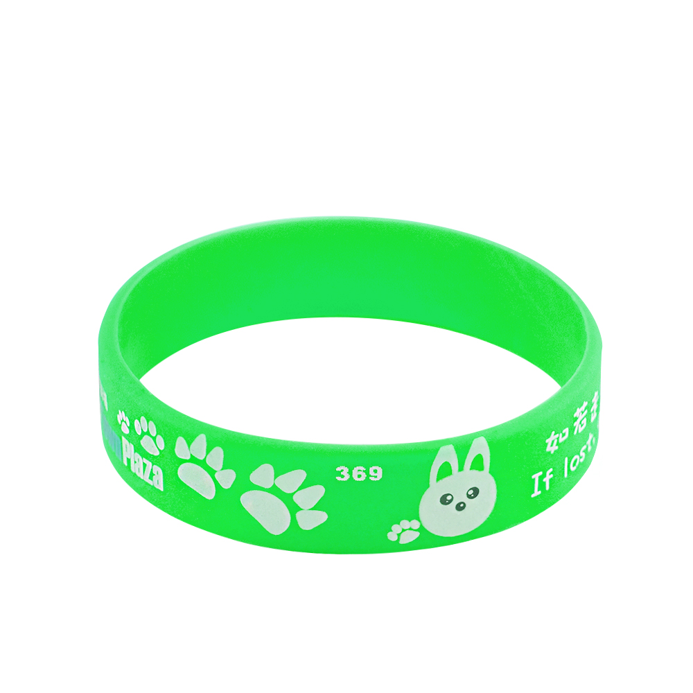 custom silicone wristbands no minimum