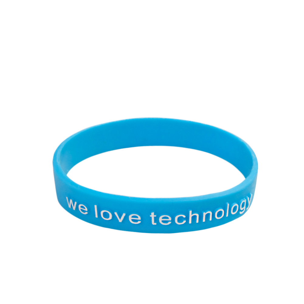 cheap personalised silicone wristbands