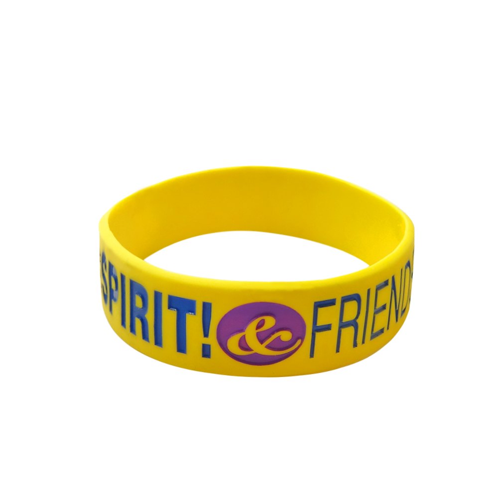 custom silicone wristbands no minimum order