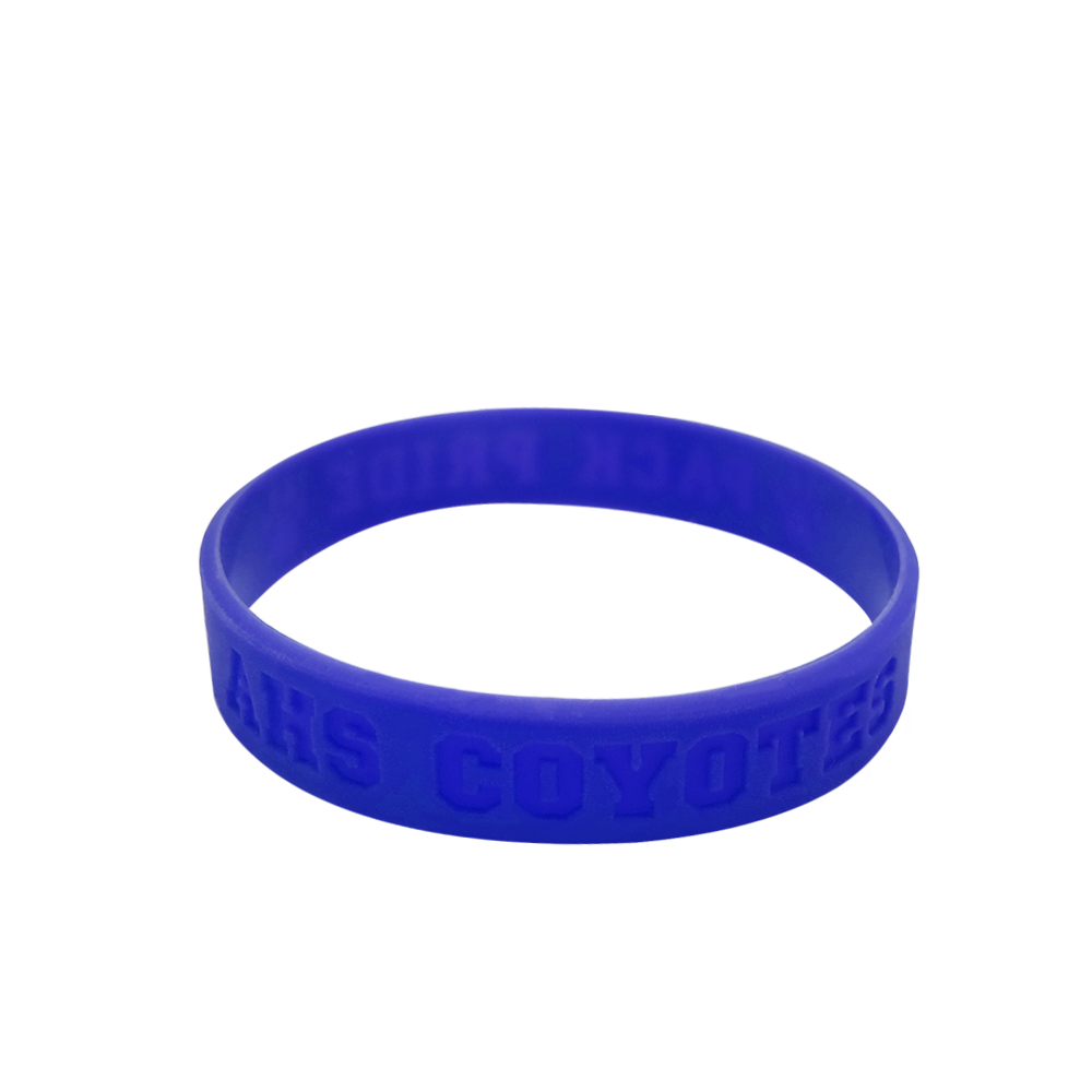 custom material wristbands