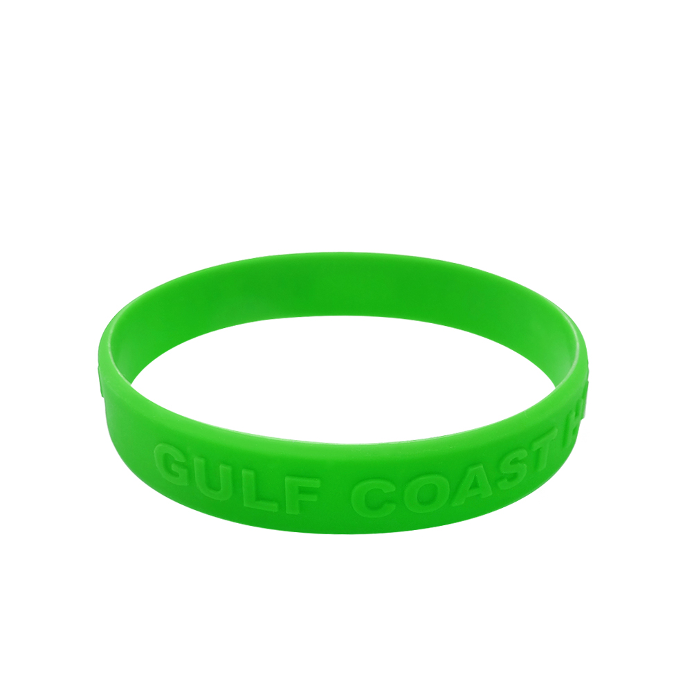 blank silicone wristbands