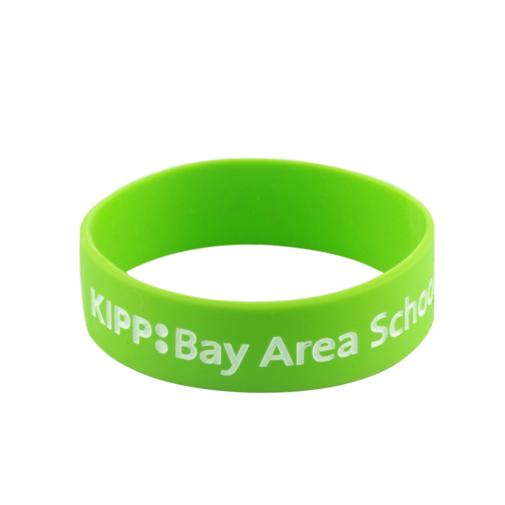 cheap personalized rubber wristbands