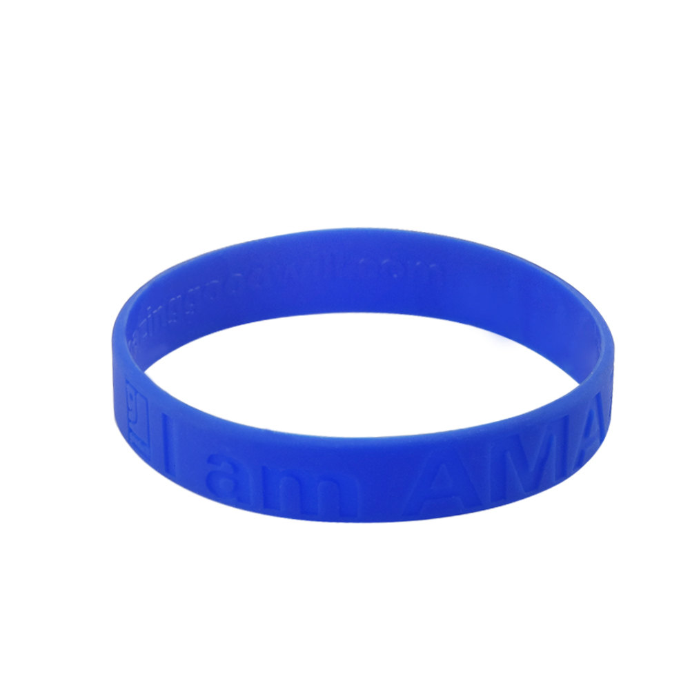 colored plastic bracelets meanings