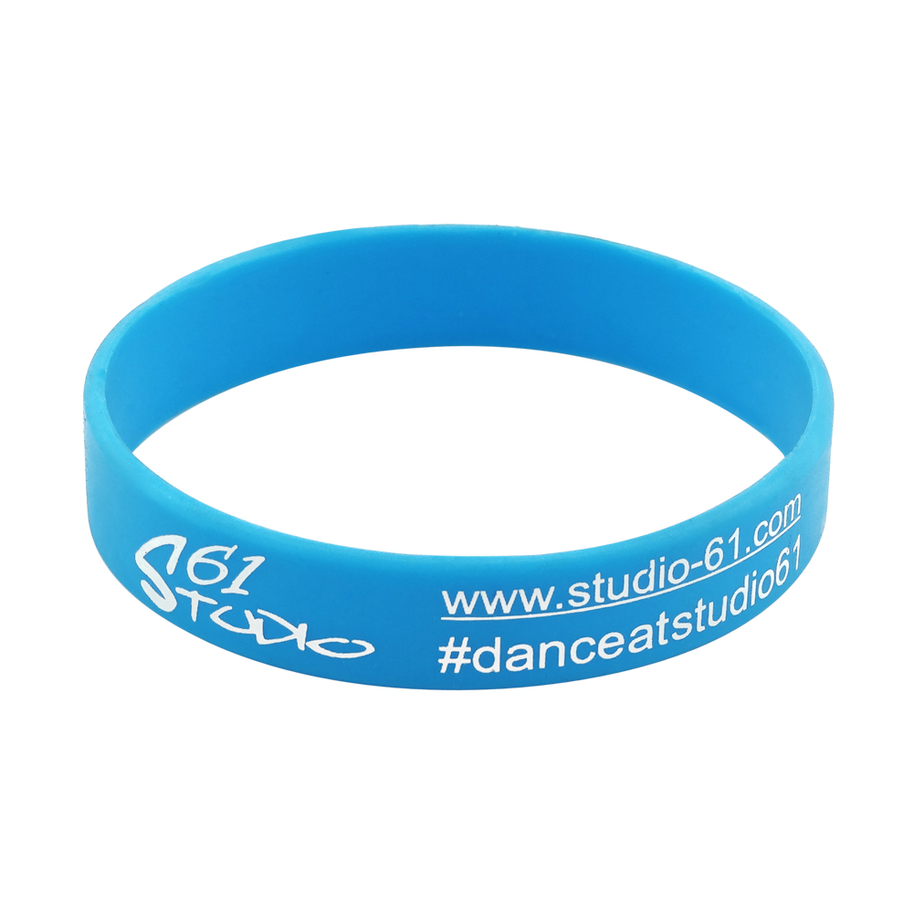 personalized silicone wristbands