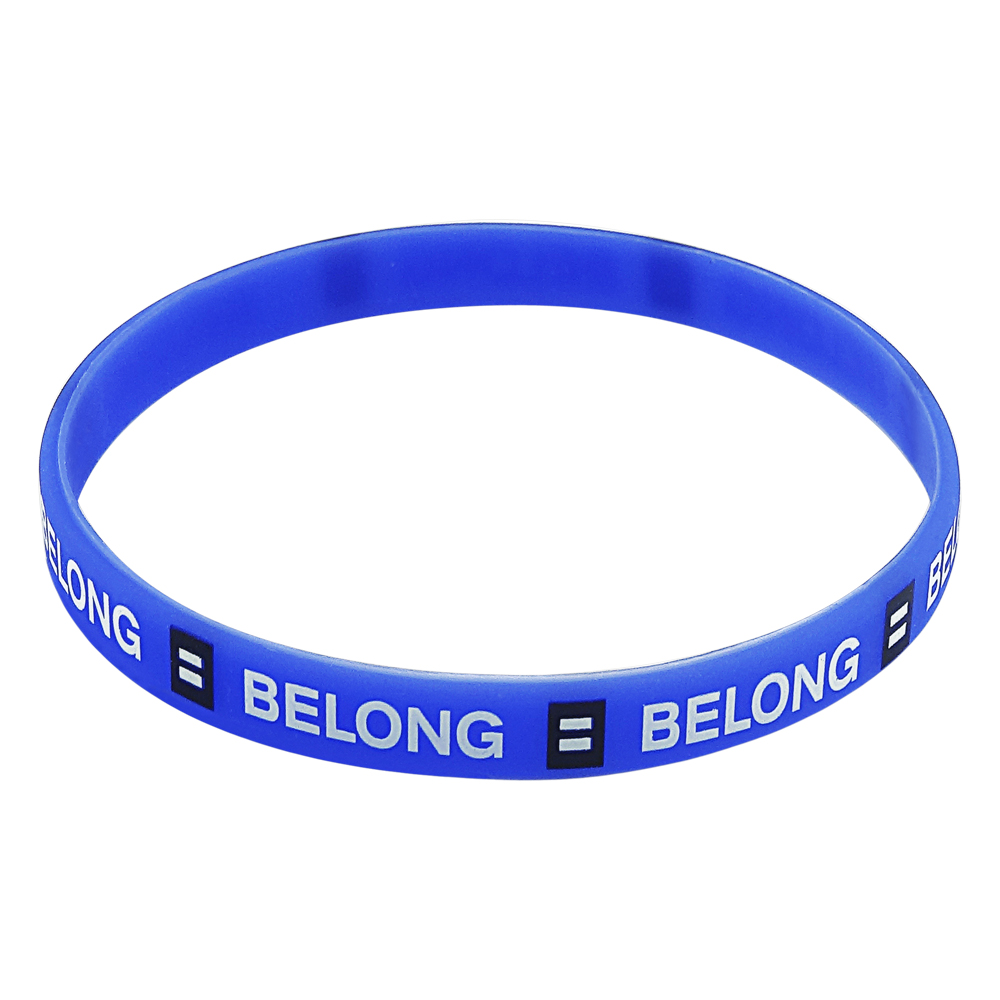 silicone custom wristbands for events