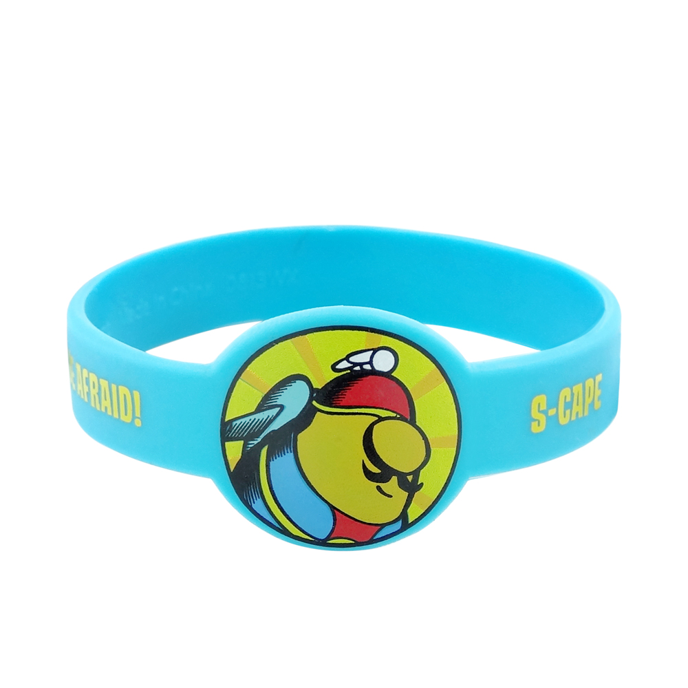 unique wristbands for events