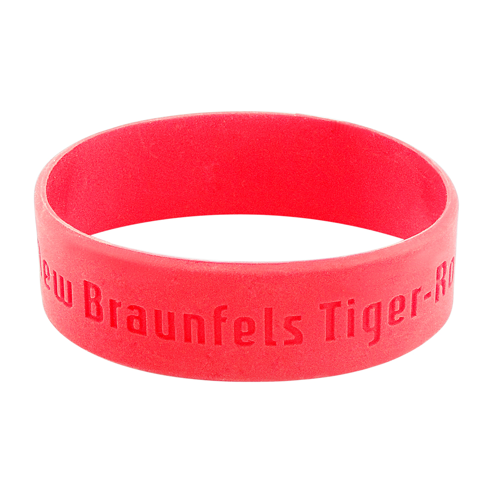 support our veterans rubber bracelets