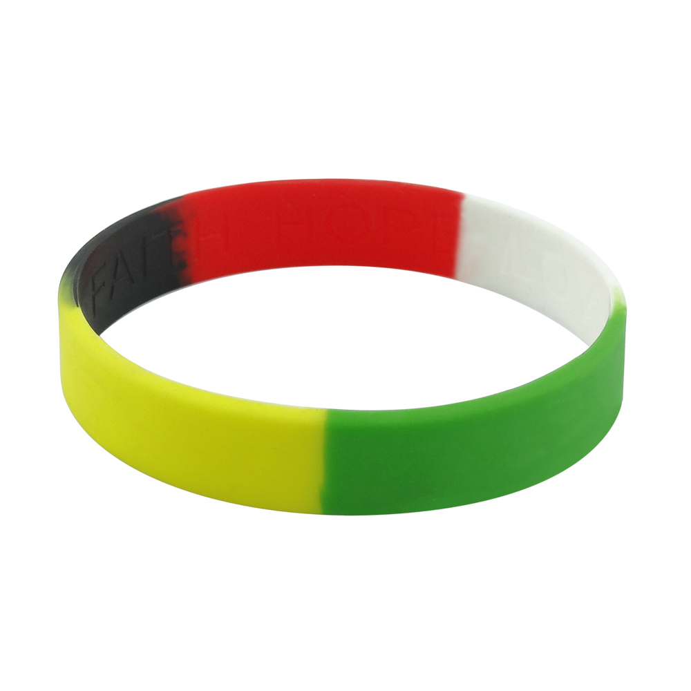 create your own rubber bracelet cheap