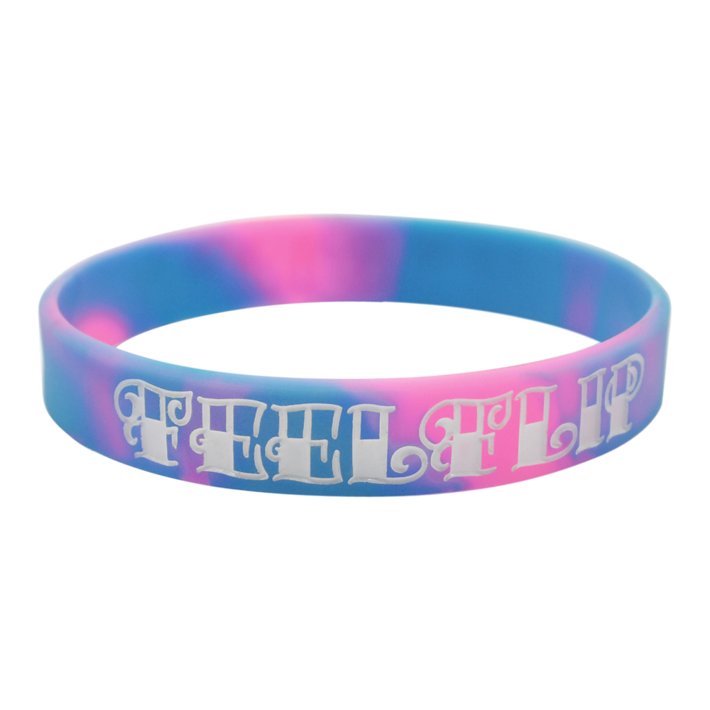 design rubber bracelets
