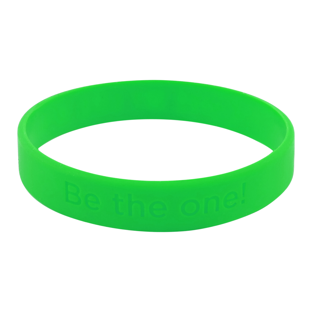 rubber wristbands custom