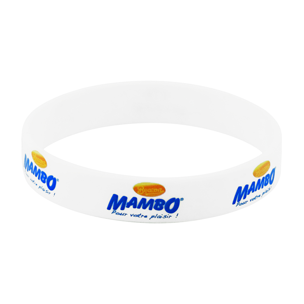 personalized rubber bracelets