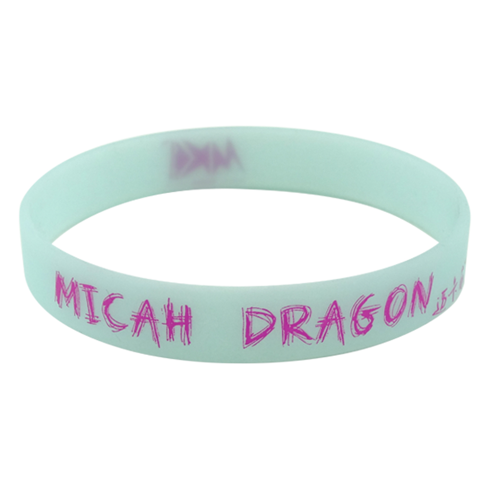 march of dimes silicone wristbands