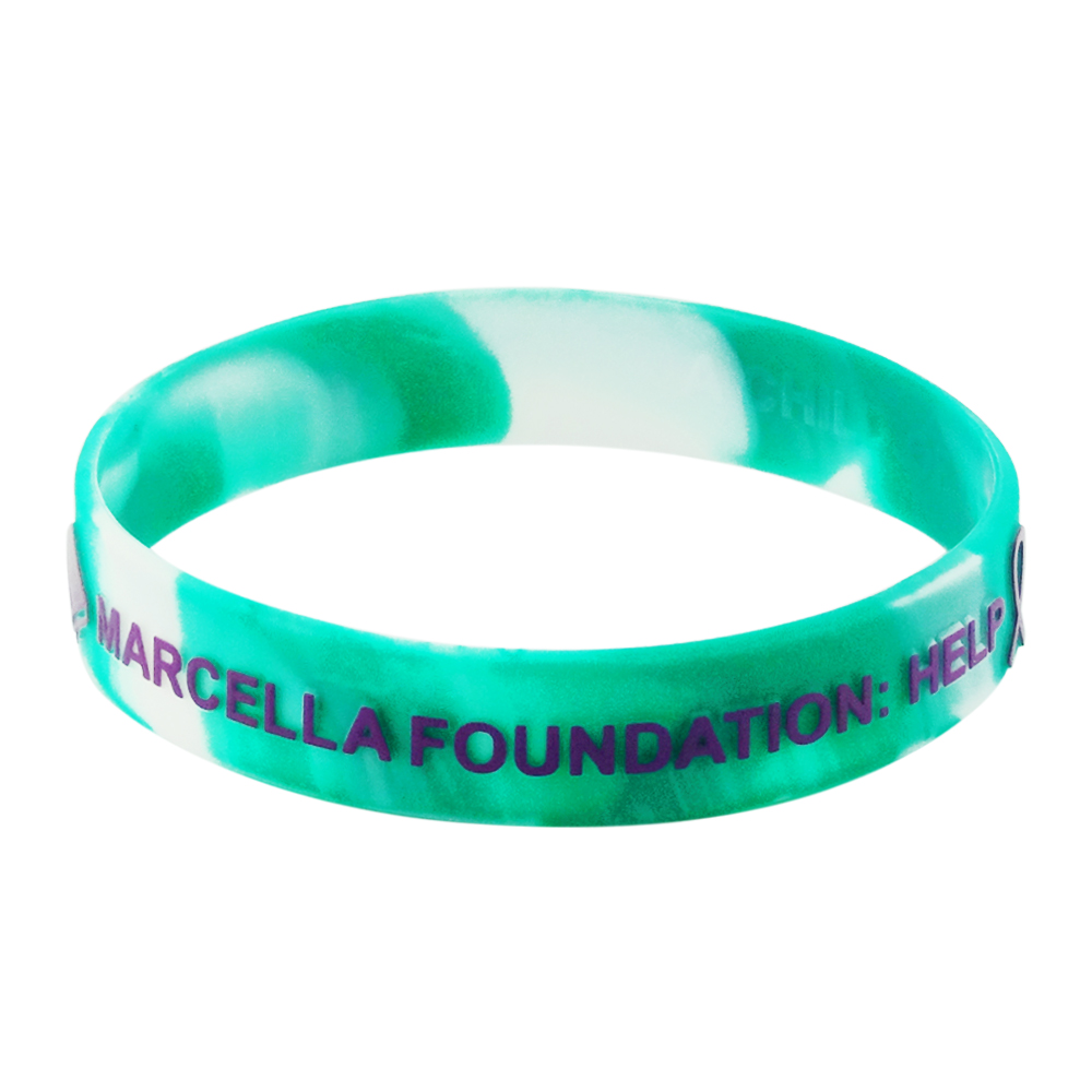 rubber bracelets for a cause